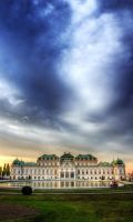 HDR: Behold Belvedere! by Pharaun333