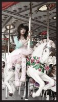 Merry-go-rounds. by Xiuhtecuhtli