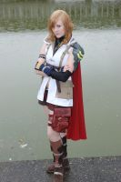 Final Fantasy 13 Cosplay by nolwen