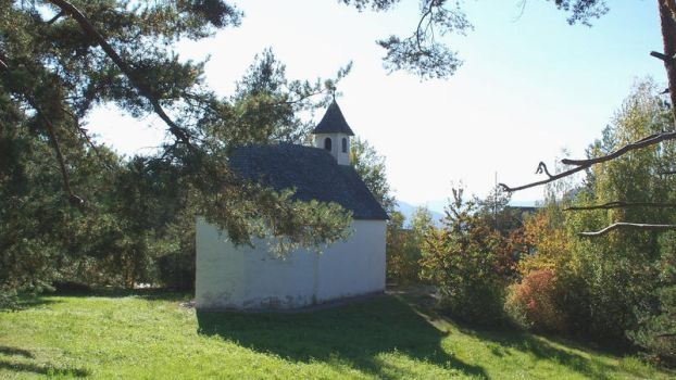 little church in the woods by BK-81