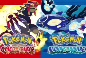 Pokemon Omega Ruby and Alpha Sapphire! by ImmatureGaming