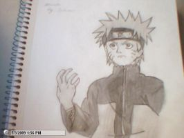 another naruto drawing by StaticFOOL100