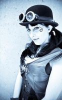 Selenium Steam Punk by spritepirate