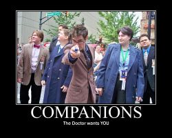 Doctor Who Demotivator 2 by Ravenwight