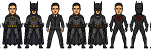 Bruce Wayne - Batman the Animated Series (92-99) by KieranCampbell