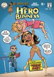 Hero Business Cover 4 Remastered by BillWalko