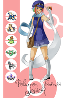 Pokemon Trainer Arcy by Haruyou