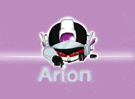 I AM ARION by MoroSaki