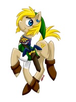 Pony!Link by CaptainTigglesworth