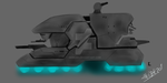 Hover Base Xm83-A by HeiBK201