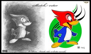 tribute to Walter Lantz by celaoxxx