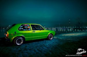Golf MK1 by Hawkcore