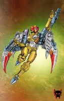 Transmetal Airazor by Dan-the-artguy