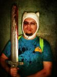Finn the Human, Age 28 by torsoboyprops