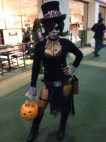 Mad Moxxi  2015 Stan Lee's Comikaze by The-1One