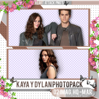 +Photopack png de Kaya y Dylan. by MarEditions1