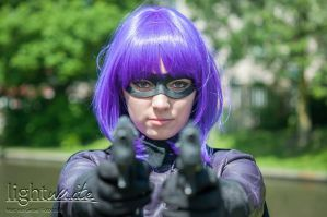 ~Helimatra Cosplay~ Hit Girl - I'll shoot you down by HelimatraCosplay