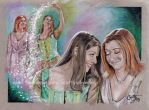 OMWAF Willow and Tara by scotty309