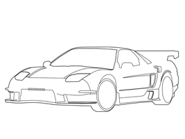 NSX Vector W.I.P by LAWLitsAARON