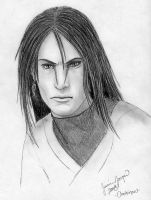 Orochimaru closeup by PirateCaptainJess
