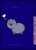 Valentines Card Horse/poo brain by EmilysDiary