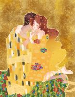 Klimt by Manly-Rainbow