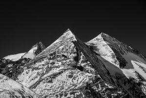 Grossglockner by schelly