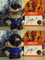 Munny: Jin by ScarecrowArtist