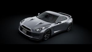 Final 2009 Nissan GT-R Studio by advanRE7