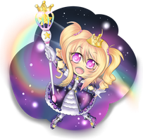 Contest Entry - Chibi Starlight by Valorie-Sonsaku