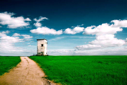 Abandoned Tower by Rykardo