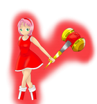 Request : Human Amy Rose by Starshinethehedgehog
