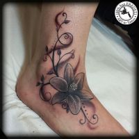 flower by arturtattooart