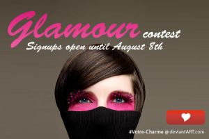 glamour contest by urbanoantunes