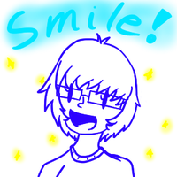 Smile!~ by xEnderQueenx