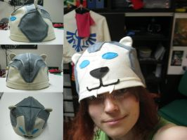 Volibear Hat! by ChoCoBa