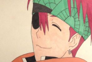 Lavi - Anime version by Phyo91