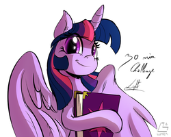 [Lumic4] Twilight sketch by Light262