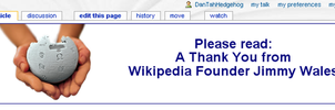 Wikipedia copied me by TheHappySpaceman01