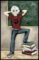 F_ck school by HerrJanik