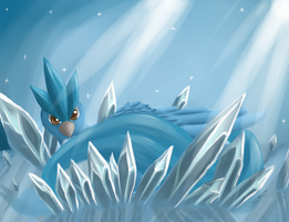 Nest of Ice by KujoSutefanii