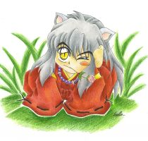 Inuyasha's Gift +FULL VIEW+ by Timaeus