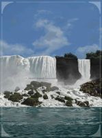 Cataratas do Niagara by MauricioMassami