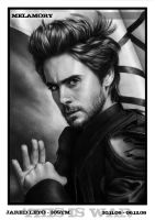 Jared Leto 4 by FairyARTos