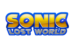 Sonic Lost World logo concept by vsyiio2010
