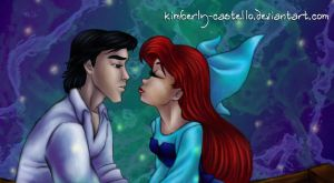 Disney: Kiss The Girl by kimberly-castello