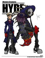 Hyde by chinaguy16