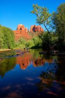 Cathedral Rock by esee