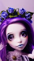 Monster High Spectra OOAK by Callisto-secondary