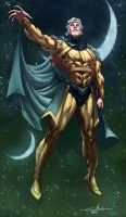 A'Lars Of Titan by Spiderguile-colors by Biram-Ba